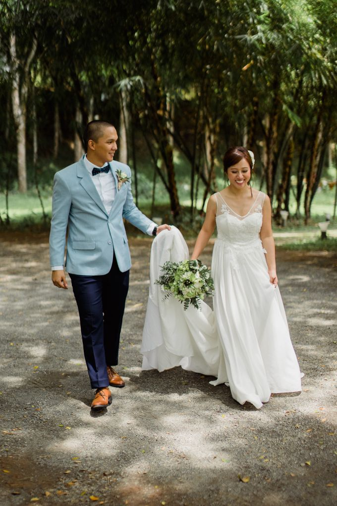 Errol & Icy Intimate Wedding in Silang by Mot Rasay Photography - 001