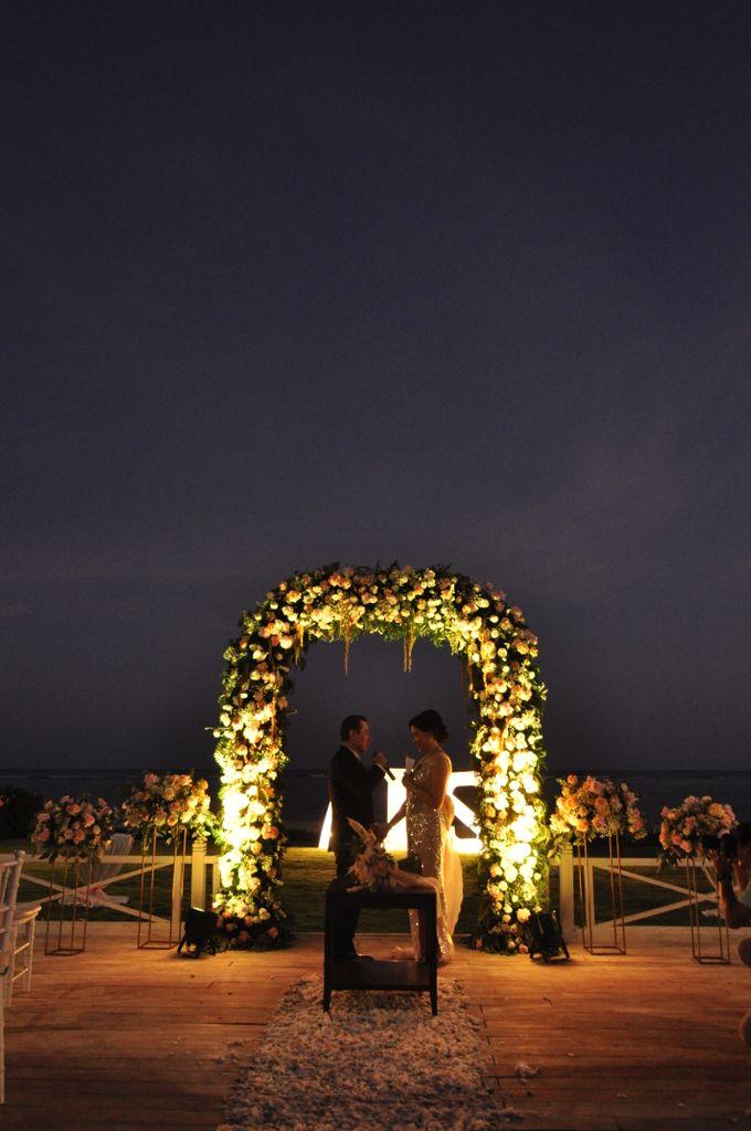 The wedding of  Larry & Anastasia by Dua Insan Decoration - 002