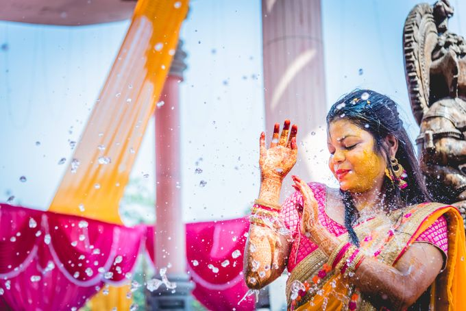 Wedding full day coverage by BKJ PHOTOGRAPHY - 005