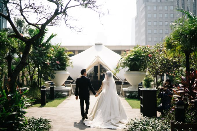 The Wedding of Indra and Melisa by Atelier de Marièe - 019