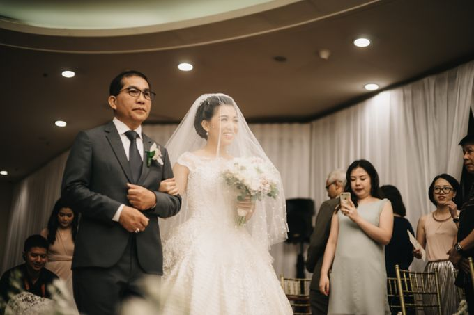 The Wedding of Indra and Melisa by Atelier de Marièe - 014