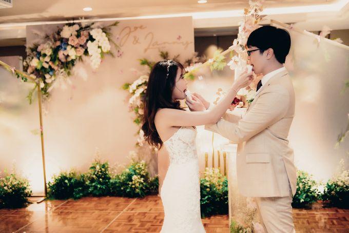 Joe & Lanny Intimate Wedding Decor by AYANA Midplaza JAKARTA - 004