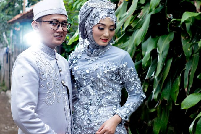 Wedding of Lesi and Koko by Yossa Yogaswara Photography - 001