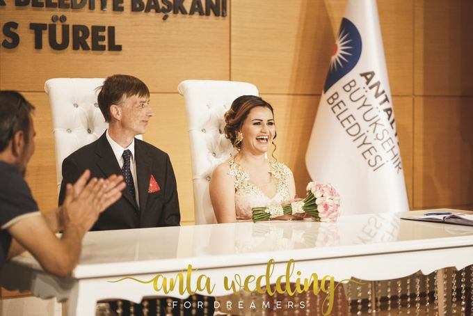 Civil Marriage of Canada and Tajikistan Citizens by Anta Organization Wedding & Event Planner - 002