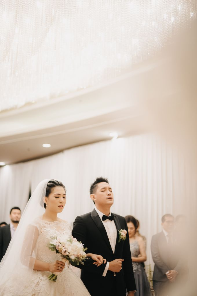 The Wedding of Indra and Melisa by Atelier de Marièe - 017