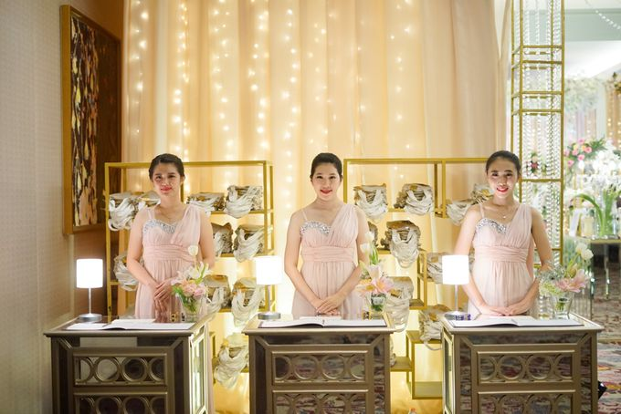 Mr & Mrs Suryono Limputra by Fairmont Jakarta - 005
