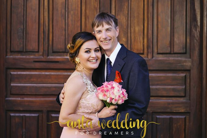 Civil Marriage of Canada and Tajikistan Citizens by Anta Organization Wedding & Event Planner - 008