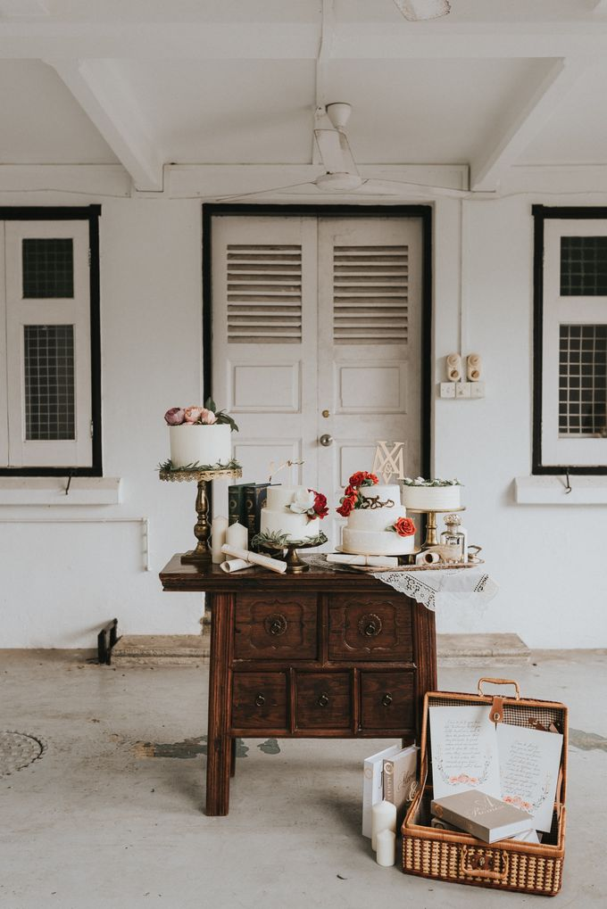 Rustic Outdoor Styled Shoot by Adam Yee Photography - 001