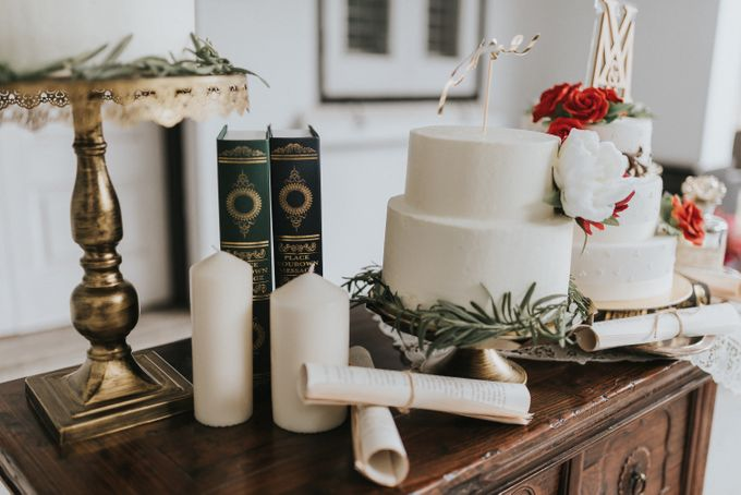 Rustic Outdoor Styled Shoot by Adam Yee Photography - 002