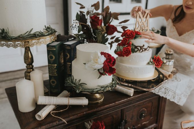 Rustic Outdoor Styled Shoot by Adam Yee Photography - 008