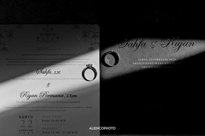 SMESCO NARESWARA WEDDING OF SAHFA & RIYAN by alienco photography - 037