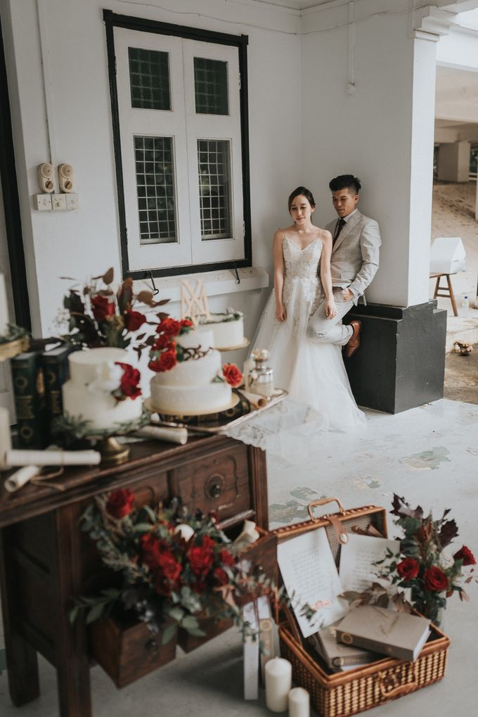 Rustic Outdoor Styled Shoot by Adam Yee Photography - 015