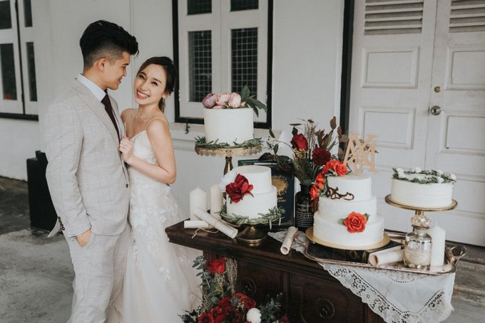 Rustic Outdoor Styled Shoot by Adam Yee Photography - 016