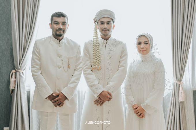 SMESCO NARESWARA WEDDING OF SAHFA & RIYAN by alienco photography - 043