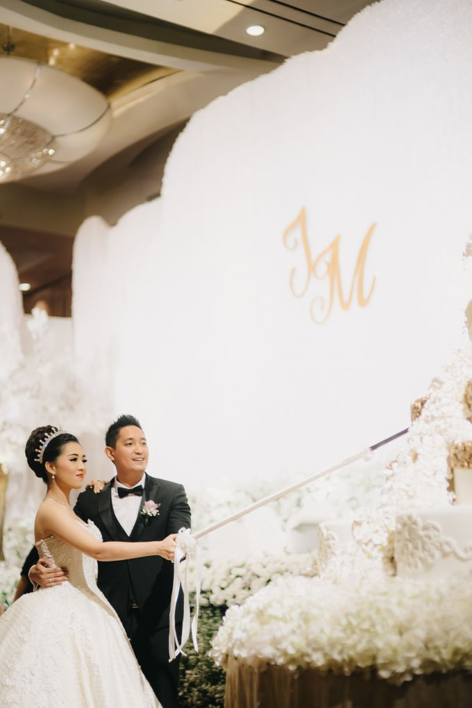 The Wedding of Indra and Melisa by Atelier de Marièe - 021