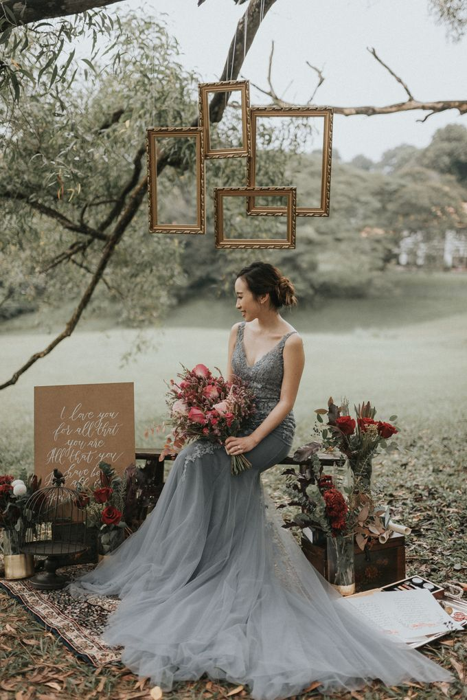 Rustic Outdoor Styled Shoot by Adam Yee Photography - 019