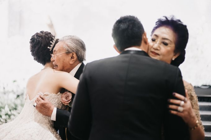 The Wedding of Indra and Melisa by Atelier de Marièe - 022