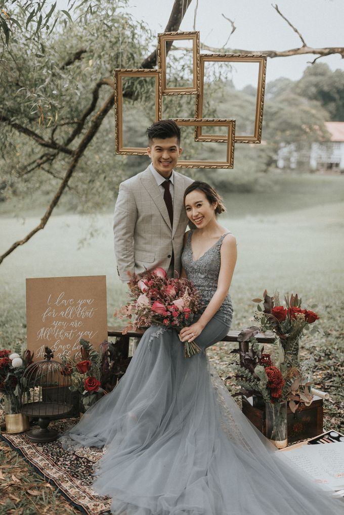Rustic Outdoor Styled Shoot by Adam Yee Photography - 018