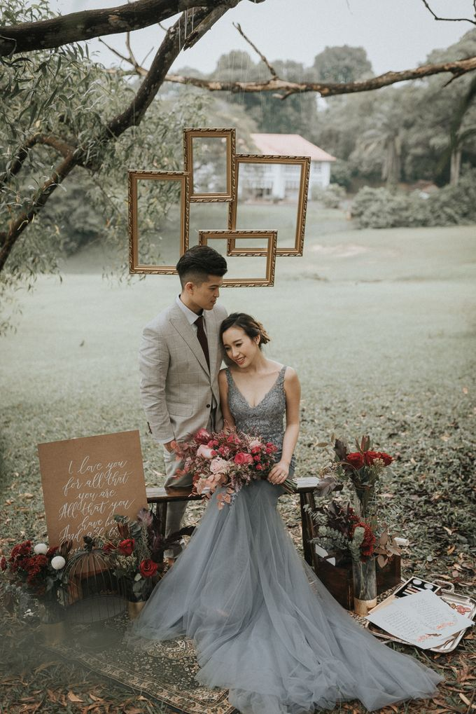 Rustic Outdoor Styled Shoot by Adam Yee Photography - 020