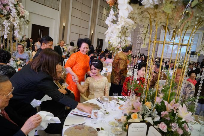 Mr & Mrs Suryono Limputra by Fairmont Jakarta - 023