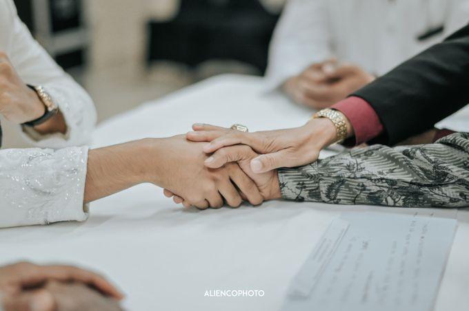 SMESCO NARESWARA WEDDING OF SAHFA & RIYAN by alienco photography - 045