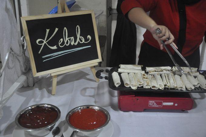 Menu Food Stall by Bayam Catering Service Bandung - 001