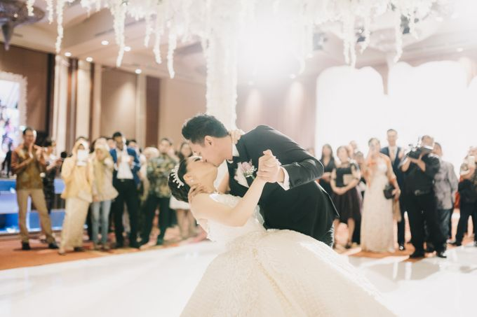 The Wedding of Indra and Melisa by Atelier de Marièe - 023