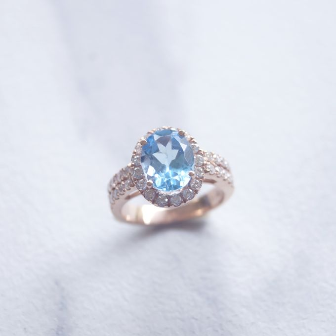 Ocean Blue by Crystals Jewelry - 006