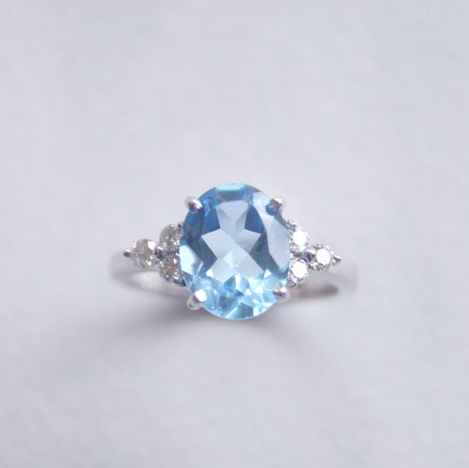 Ocean Blue by Crystals Jewelry - 005