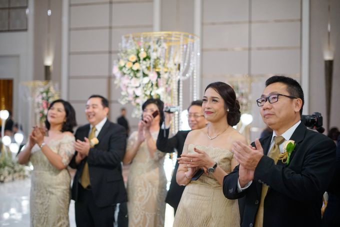 Mr & Mrs Suryono Limputra by Fairmont Jakarta - 024