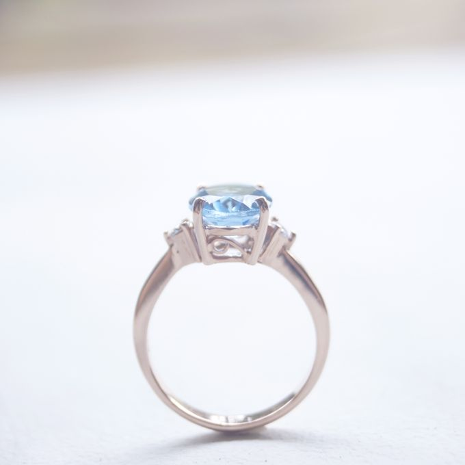 Ocean Blue by Crystals Jewelry - 003