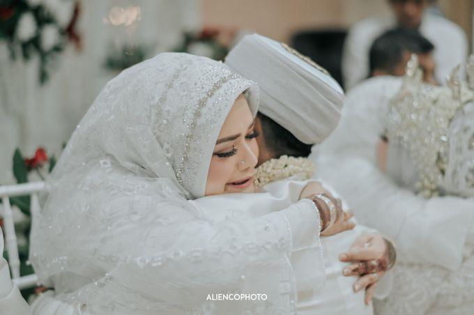 SMESCO NARESWARA WEDDING OF SAHFA & RIYAN by alienco photography - 047