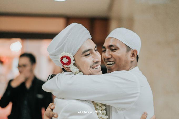 SMESCO NARESWARA WEDDING OF SAHFA & RIYAN by alienco photography - 048
