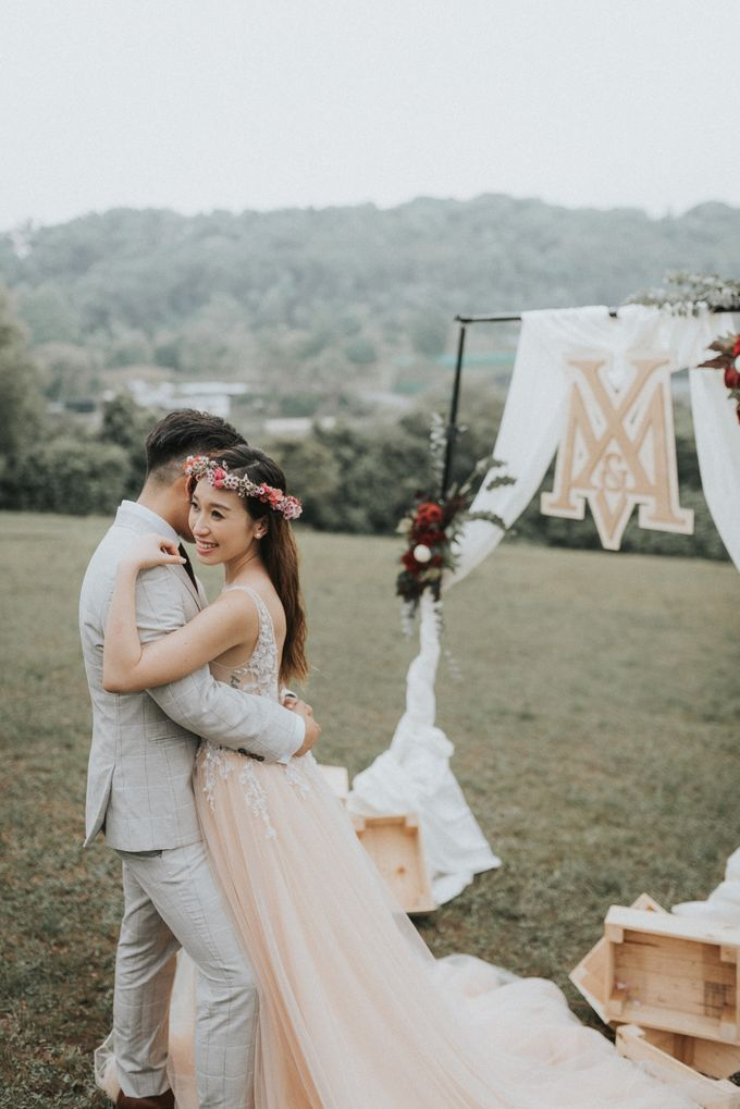 Rustic Outdoor Styled Shoot by Adam Yee Photography - 035