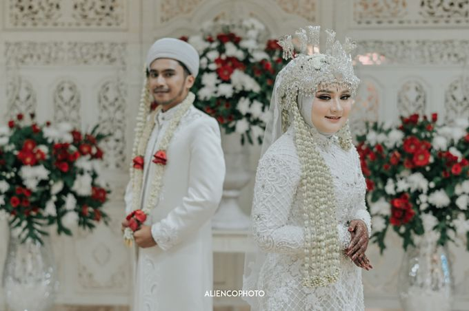 SMESCO NARESWARA WEDDING OF SAHFA & RIYAN by alienco photography - 049