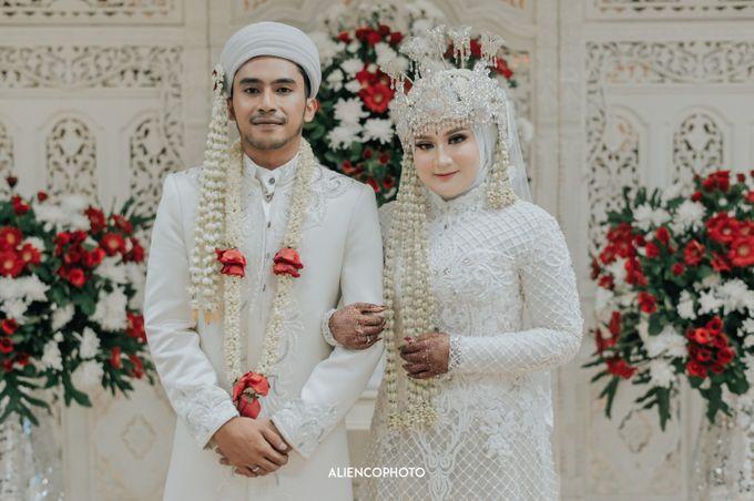 SMESCO NARESWARA WEDDING OF SAHFA & RIYAN by alienco photography - 050