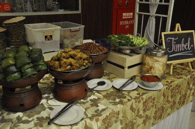 Menu Food Stall by Bayam Catering Service Bandung - 005
