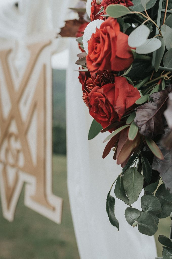 Rustic Outdoor Styled Shoot by Adam Yee Photography - 038