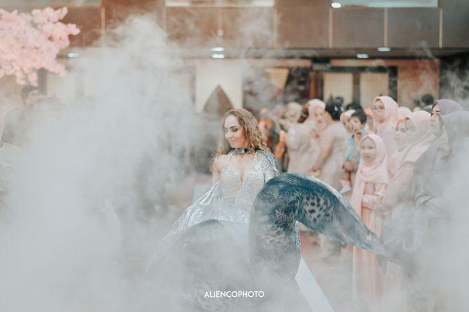 SMESCO NARESWARA WEDDING OF SAHFA & RIYAN by alienco photography - 002