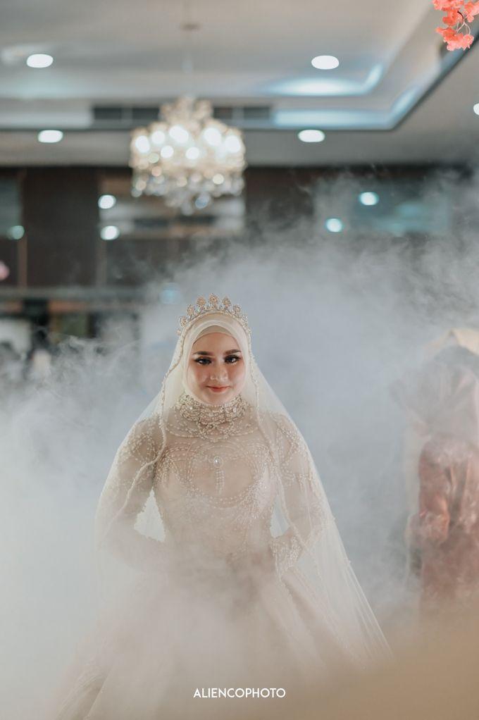 SMESCO NARESWARA WEDDING OF SAHFA & RIYAN by alienco photography - 004