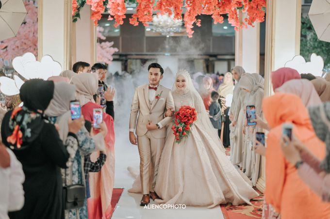 SMESCO NARESWARA WEDDING OF SAHFA & RIYAN by alienco photography - 005