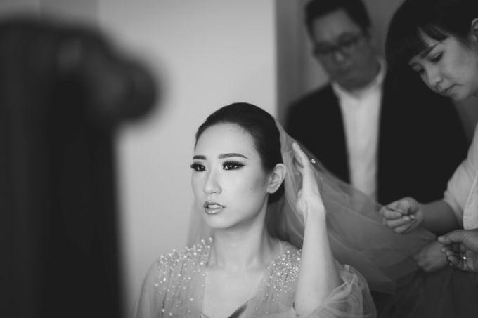 Ivan & Yessica Wedding by Hilda by Bridestory - 011