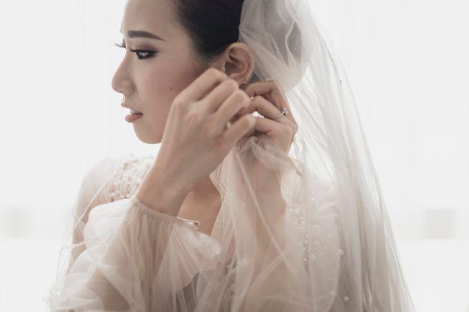 Ivan & Yessica Wedding by Hilda by Bridestory - 015