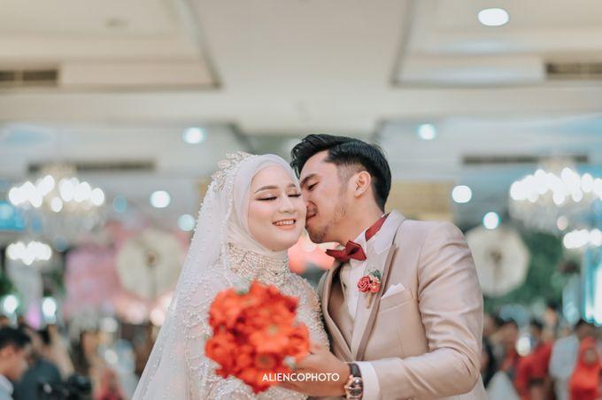 SMESCO NARESWARA WEDDING OF SAHFA & RIYAN by alienco photography - 009