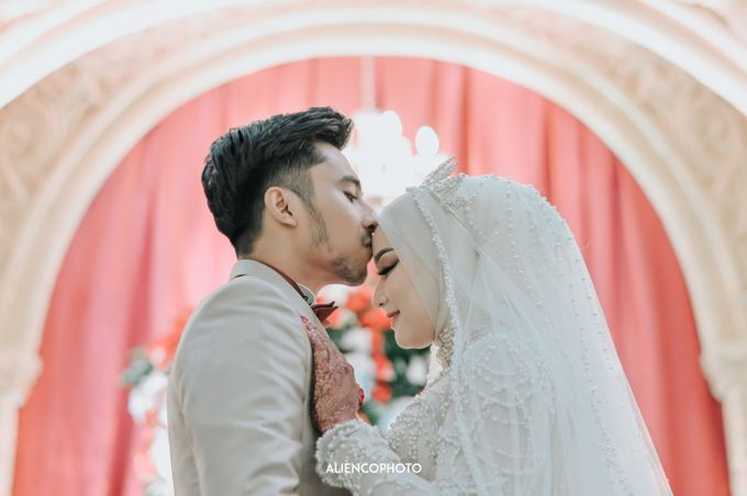 SMESCO NARESWARA WEDDING OF SAHFA & RIYAN by alienco photography - 014