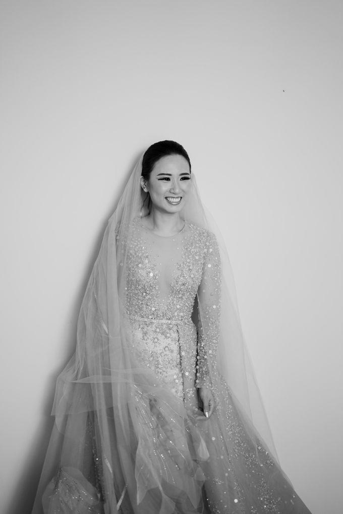 Ivan & Yessica Wedding by Hilda by Bridestory - 005