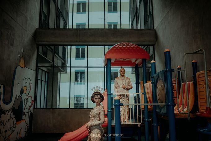 The Wedding Cyntia & Osca by AVIARY Bintaro - 001