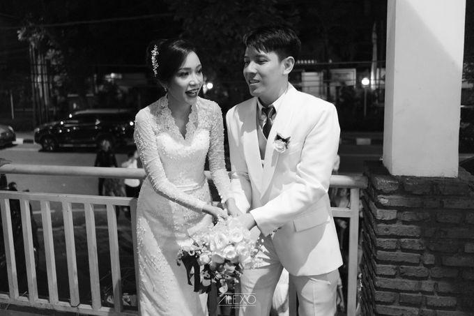 Akad Nikah of Sasha & Andhika by Double Happiness Wedding Organizer - 002