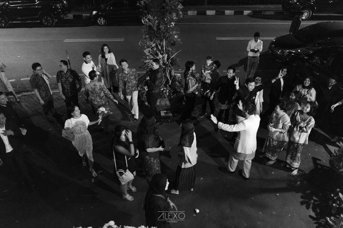 Akad Nikah of Sasha & Andhika by Double Happiness Wedding Organizer - 005