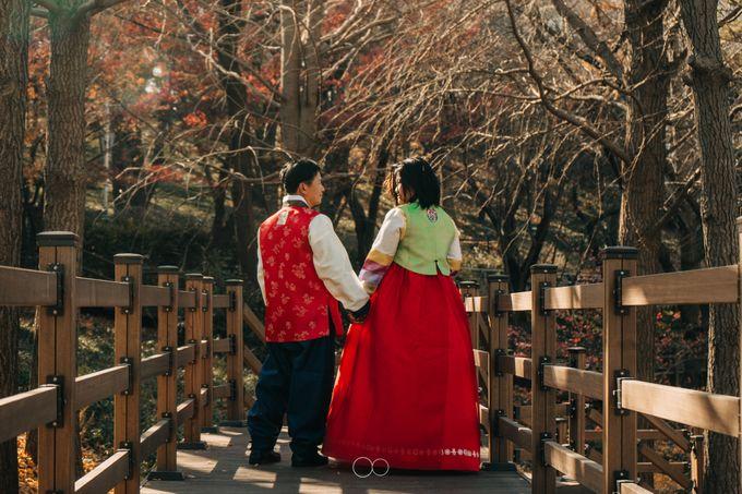 Snooky & Bobby A Korea Pre-Wedding by Creators & Co - 004
